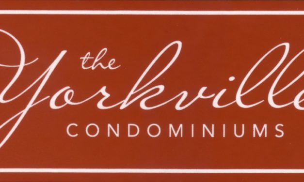 New Condominium Project Coming To Yorkville Reveals Interesting Facts About Toronto's Past