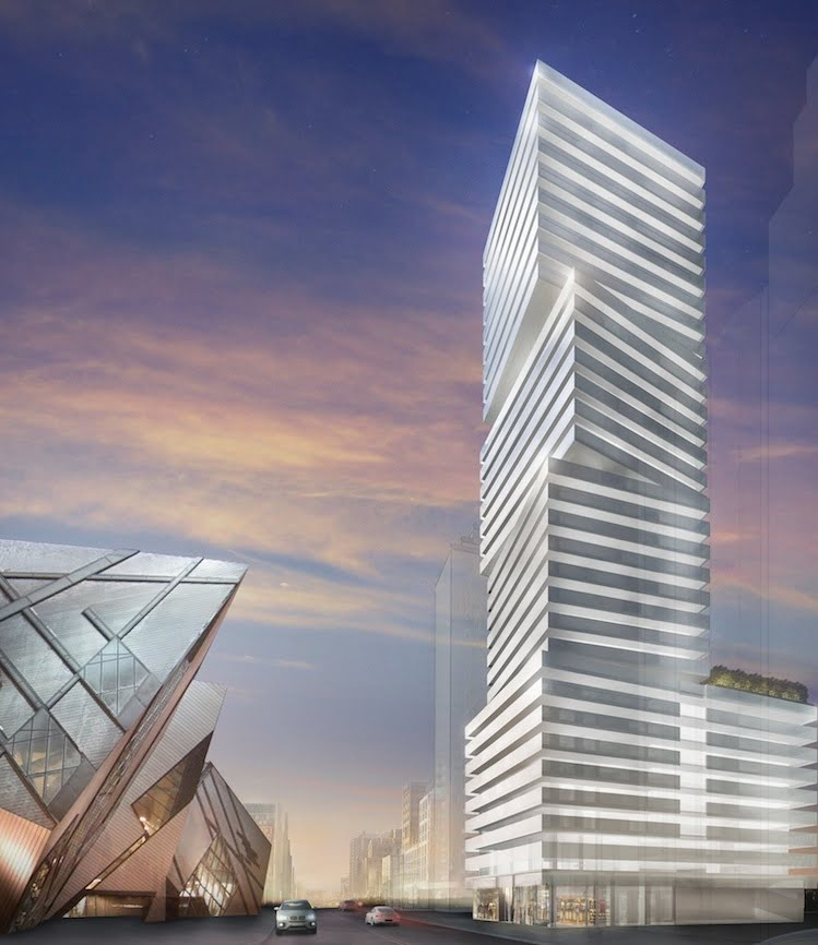 Long Awaited Yorkville Condominium Project Exhibit Residences Finally Launches