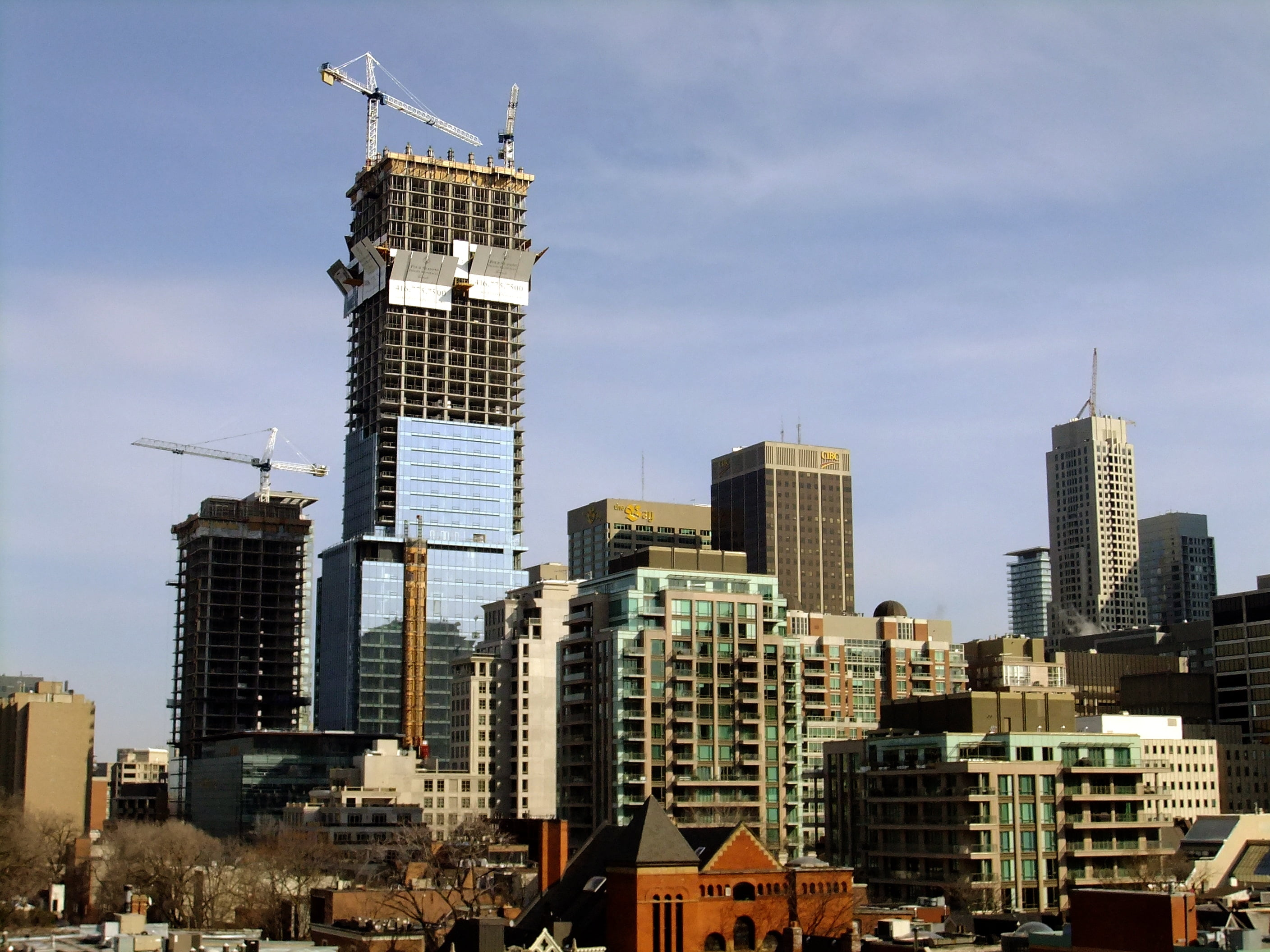The Four Seasons Private Residences Toronto – Luxury Condominium Building & Hotel To Be New Capital of Yorkville