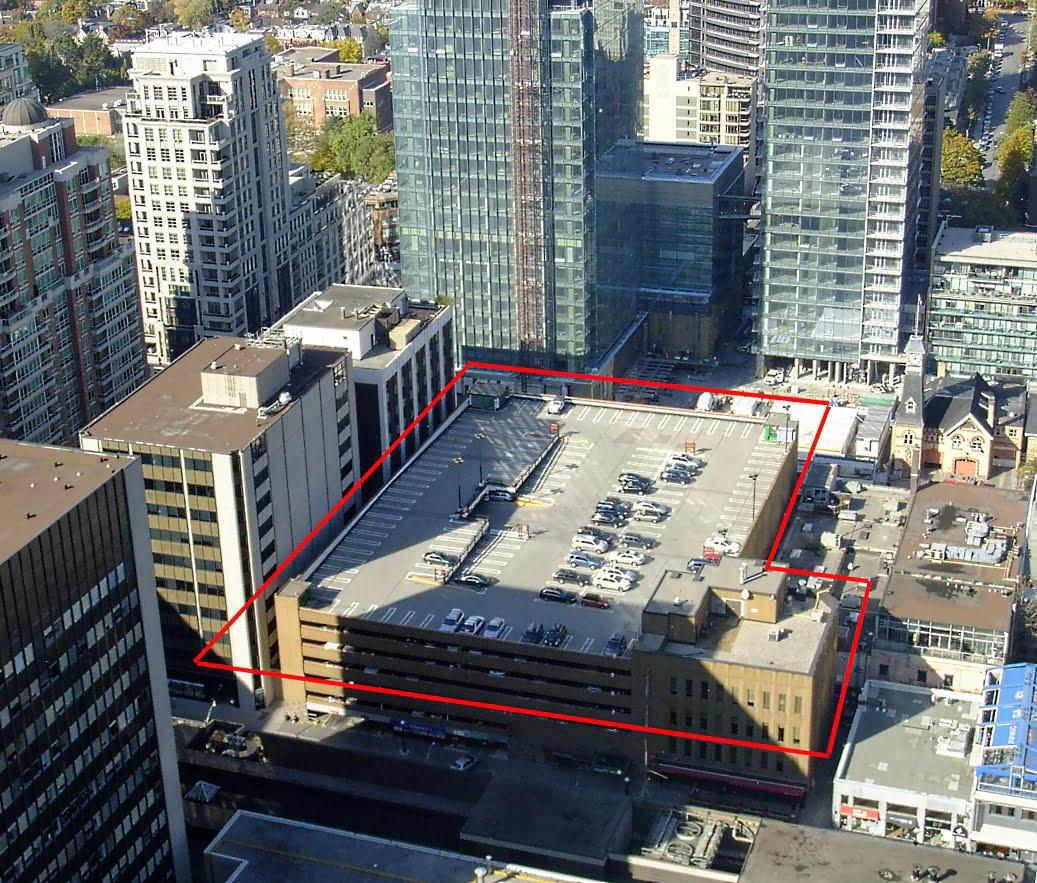 Sold! Yorkville Toronto Parking Garage Going Condominium