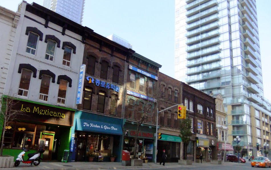 Another Condo For Yorkville Toronto? 838-848 Yonge Street Purchased By Condo Developer Bazis