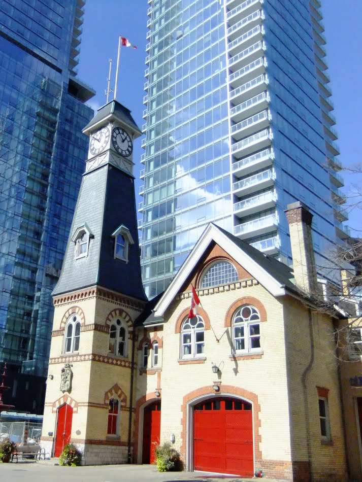 Yorkville Fire Hall 34 Yorkville Ave Toronto Victoria Boscariol Chestnut Park Real Estate