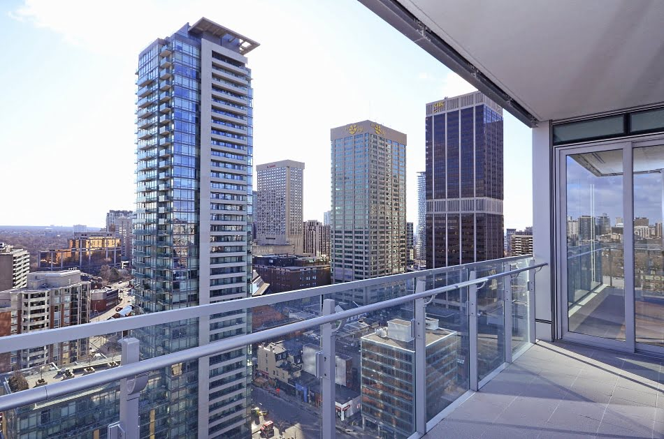 Four Seasons Private Residences Yorkville Toronto Luxury Two Bedroom Condo SOLD