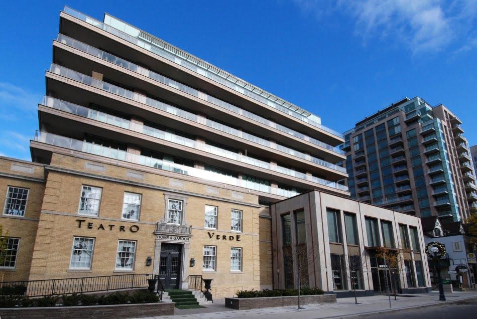 Yorkville Toronto Condo Building Profile: 100 Yorkville At Bellair 80 & 100 Yorkville Avenue