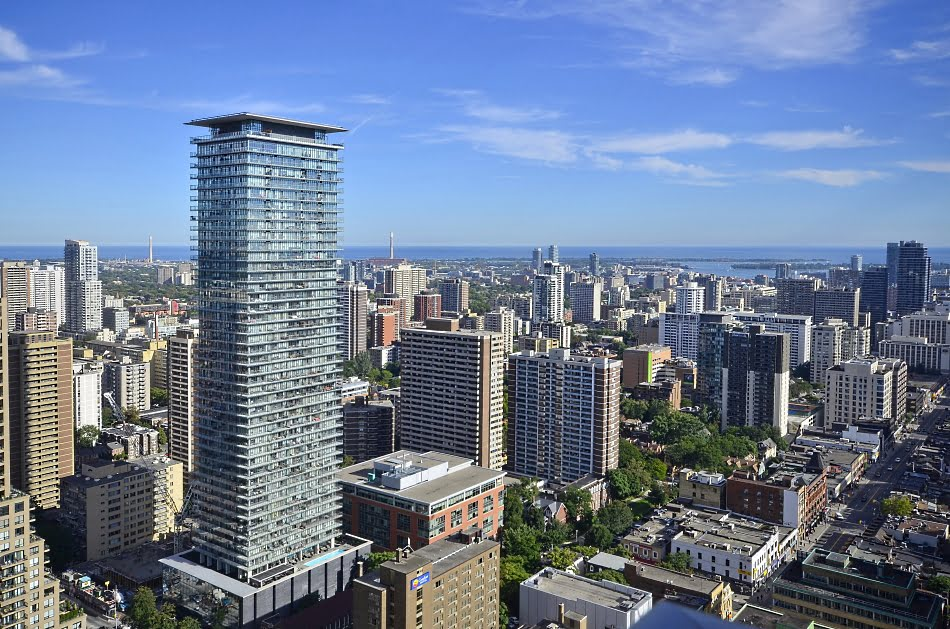 35 Balmuto St Uptown Condos Suite 3802 Yorkville Toronto Southern View Victoria Boscariol Chestnut Park Real Estate