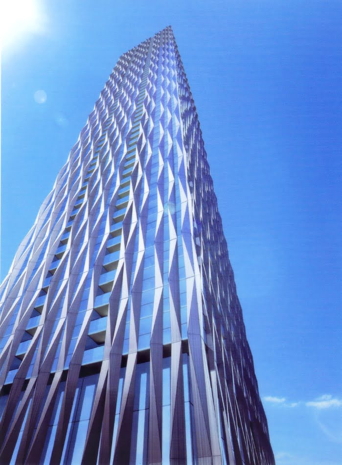 No. 1 Yorkville New 58 Storey Condo To Be Built On Yonge St North Of Bloor Units Available For Sale