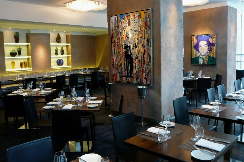 Cafe Boulud Four Seasons Hotel & Private Residences 60 Yorkville Ave Toronto Victoria Boscariol Chestnut Park Real Estate