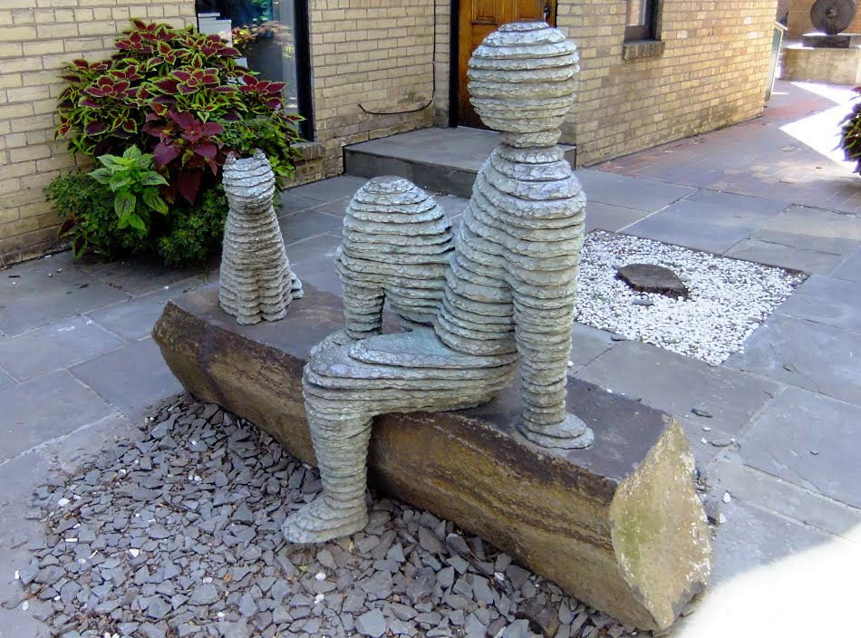 Hazelton Avenue Sculpture Yorkville Toronto Victoria Boscariol Chestnut Park Real Estate
