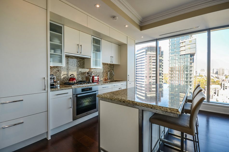 Four Seasons Yorkville Toronto Condos For Sale Kitchen 55 Scollard St Unit 1702 Victoria Boscariol Chestnut Park Real Estate