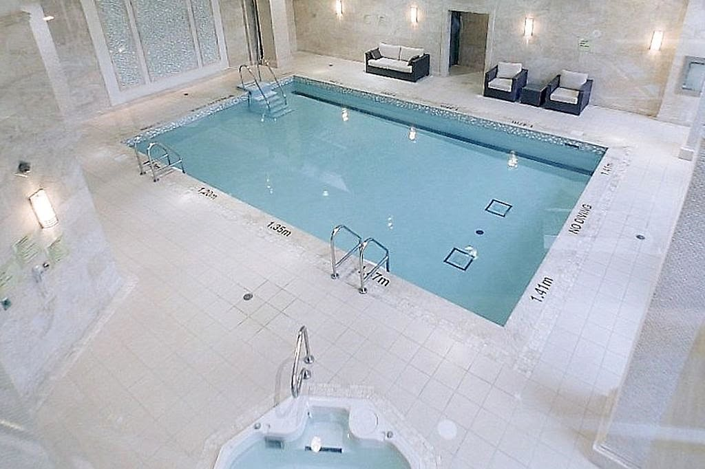 10 Bellair Yorkville Toronto Condos Indoor Pool Victoria Boscariol Chestnut Park Real Estate