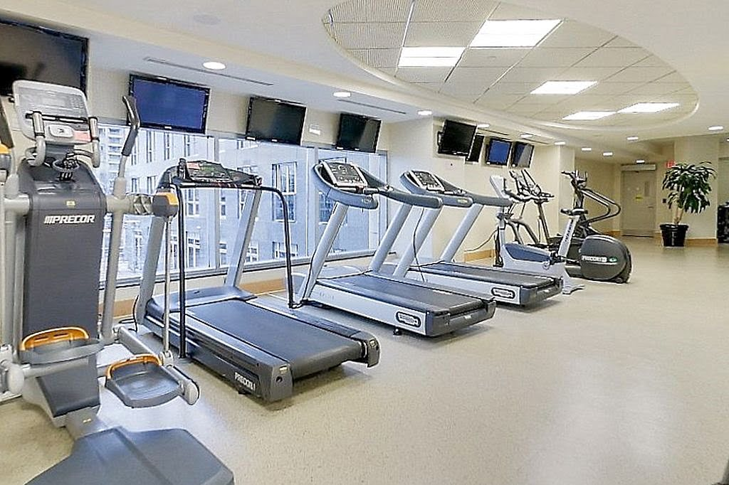 10 Bellair St Fitness Facilities Yorkville Toronto Condos Victoria Boscariol Chestnut Park Real Estate