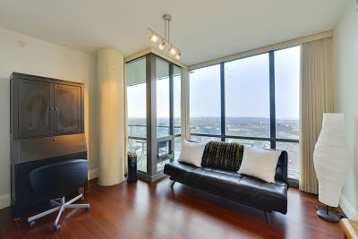 33 Mill Street Suite 3002 Distillery Toronto For Sale 3rd Bedroom Victoria Boscariol Chestnut Park Real Estate r