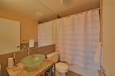 33 Mill Street Unit 3002 Pure Spirit Condos Toronto Bathroom Victoria Boscariol Chestnut Park Real Estate r