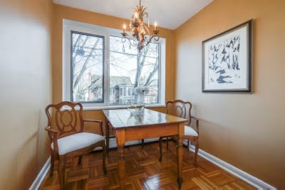 1901 Bayview Ave 2 Bedroom Leaside Condos For Sale Eat-in Kitchen Victoria Boscariol Chestnut Park Real Estate r