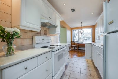 1901 Bayview Ave Unit 109 Kitchen Breakfast Room Leaside Condos For Sale Toronto Victoria Boscariol Chestnut Park Real Estate r
