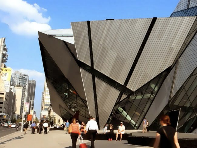 Michael Lee-Chin Crystal Royal Ontario Museum ROM Toronto Victoria Boscariol Chestnut Park Real EState