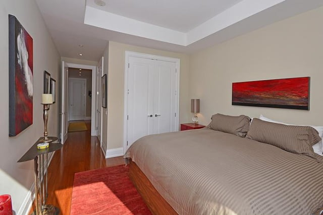 Yorkville luxury 2 bedroom condo with fabulous terrace for 2 master bedroom homes for sale