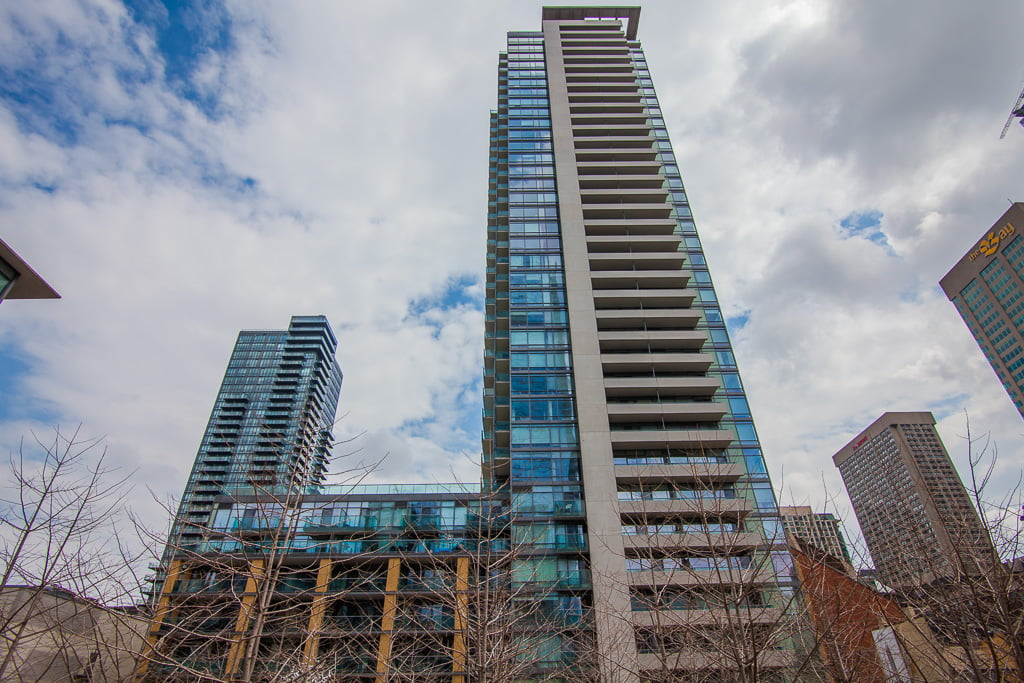 "Rare Opportunity…Yorkville Condo FOR SALE With An Oversized ""Forever View"" Balcony"
