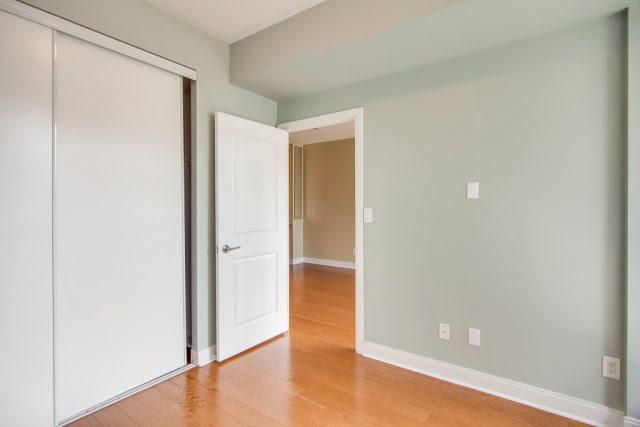 18 Yorkville Ave Unit 606 Master Bedroom Toronto Condos Victoria Boscariol Chestnut Park Real Estate r