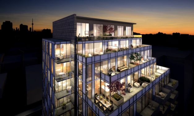 New Yorkville Annex Toronto Luxury Condominium The Perry Coming to Avenue Road & Davenport
