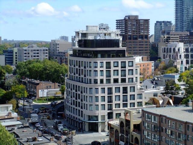 133 Hazelton Ave Luxury Condos Yorkville Toronto Victoria Boscariol Chestnut Park Real Estate r