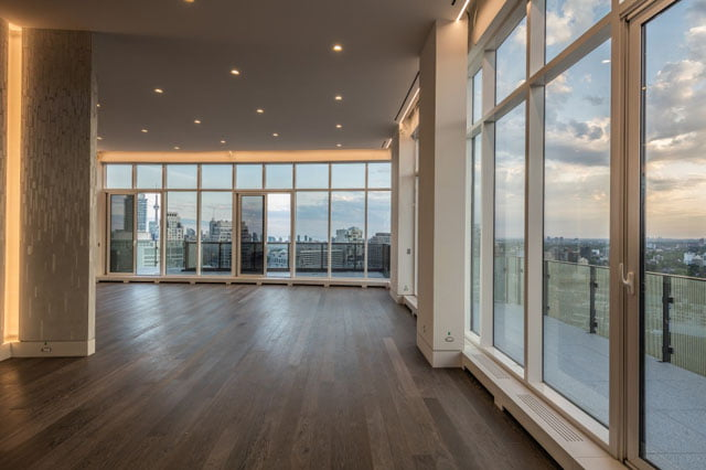 88 Davenport Rd Penthouse 3 Yorkville Luxury Condos Toronto Great Room Victoria Boscariol Chestnut Park Real Estate