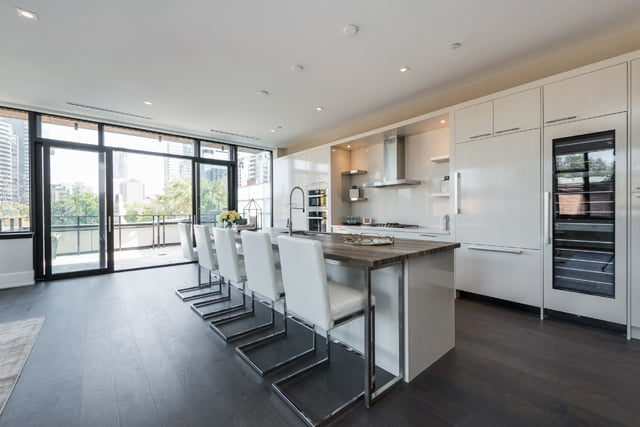 36 Hazelton Ave Suite 4A Kitchen Yorkville Toronto Luxury Condos For Sale Victoria Boscariol Chestnut Park Real Estate