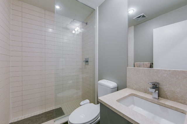 2nd Full Bathroom 83 Redpath Ave Unit 1209 Toronto Condos Yonge Eglinton Mount Pleasant West Victoria Boscariol Chestnut Park Real Estate