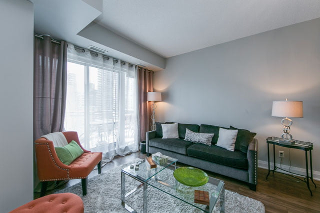83 Redpath Ave Unit 1209 Toronto Condos Yonge Eglinton Living Room Victoria Boscariol Chestnut Park Real Estate