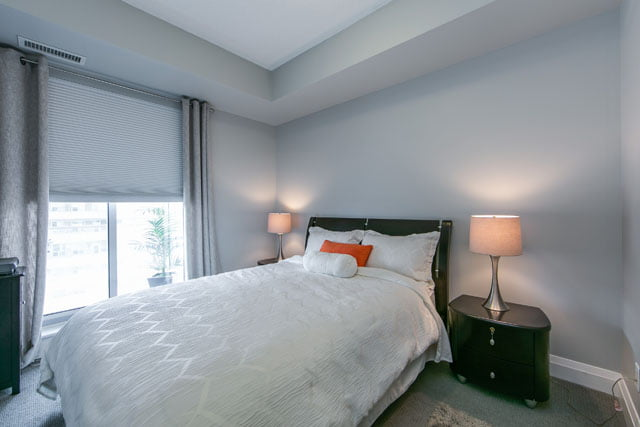 Master Bedroom 83 Redpath Ave Midtown Toronto Condos Suite 1209 Victoria Boscariol Chestnut Park Real Estate