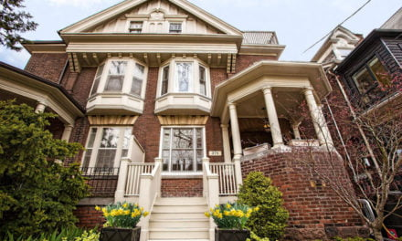379 Huron St Downtown Toronto – South Annex University 5 Bedroom Grand Victorian Home For LEASE