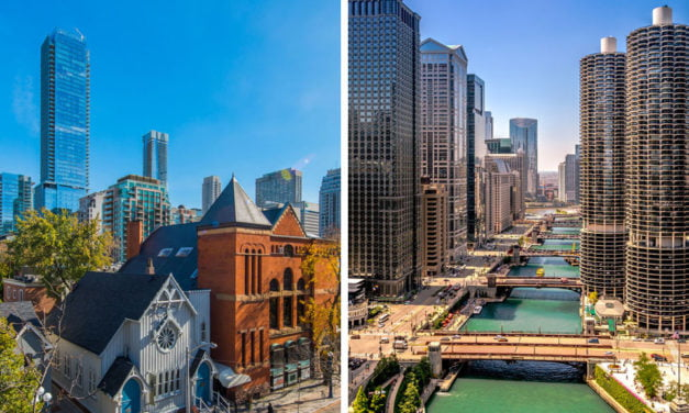 Comparing Condo Units In Yorkville Toronto To Downtown Chicago