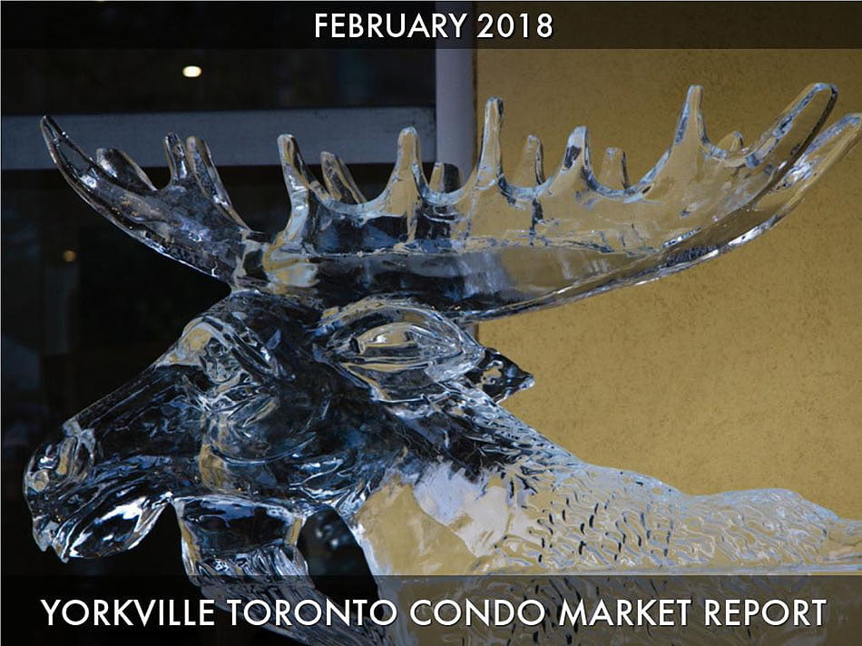 February 2018 Yorkville Toronto Condo Sales Market Report Victoria Boscariol Chestnut Park Real Estate