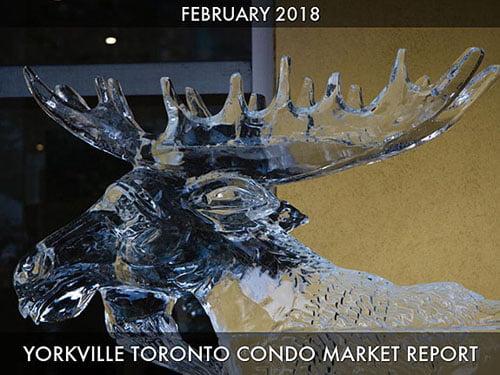 Yorkville Condo Sales Chill In February