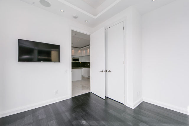 155 Yorkville Ave Sub Penthouse Unit 3113 Second Bedroom Toronto Condos Victoria Boscariol Chestnut Park Real Estate