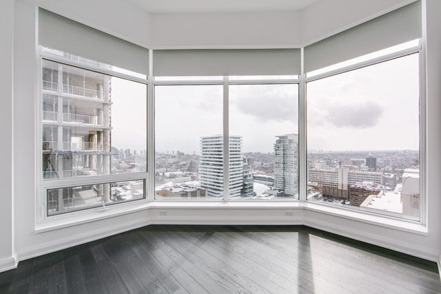 155 Yorkville Ave Unit 3113 Toronto Condos Lower Penthouse Southwest View 2nd Bedroom Victoria Boscariol Chestnut Park Real Estate