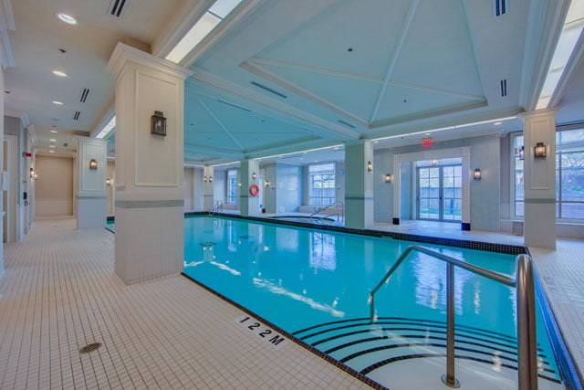 21 Burkebrook Place Kilgour Estate Condos Indoor Pool Victoria Boscariol Chestnut Park Real Estate
