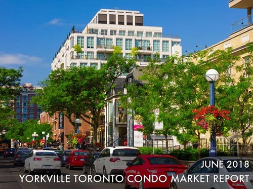 Yorkville Condo Sales Swing Back Up In June