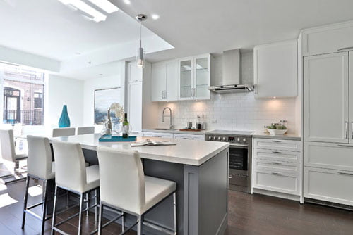 Leaside Luxury 3 Bedroom Townhouse For Sale The Upper House Condos 25 Malcolm Rd Toronto