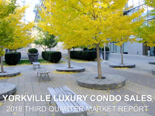 Sold Prices For Yorkville Luxury Condos Rise As Inventory Dries Up