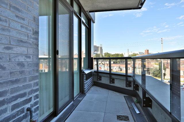 25 Malcolm Rd Toronto Unit 205 Southeast Facing Balcony Upper House Condos Leaside Victoria Boscariol Chestnut Park Real Estate