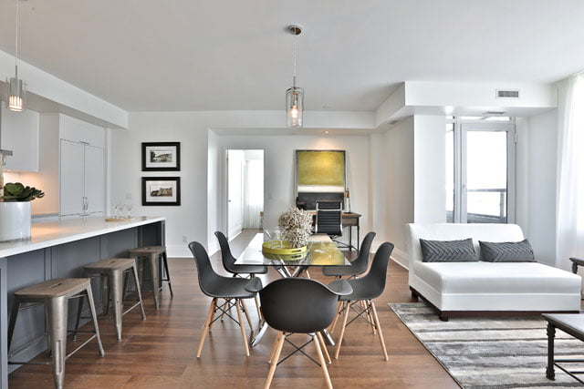 Suite 205 The Upper House Condos Leaside 25 Malcolm Rd Toronto Victoria Boscariol Chestnut Park Real Estate