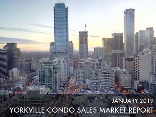 The Yorkville Condo Market Starts The Year Off With Low Inventory